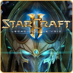 Starcraft 2: Legacy of the Void (RU+EU)